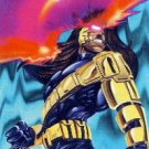 1995 - Marvel - Fleer Ultra - X-Men - Alternate X - Cyclops - #8 of 20