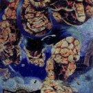 1996 - Fleer - Marvel - Metal Blaster - Thing - Limited Edition - #14 of 18