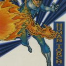 1994 - Marvel Entertainment - Universe - Human Torch - Suspended Animation - Acetate - #2 of 10