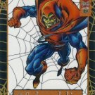1994 - Marvel Cards - Suspended Animation - Hobgoblin - Acetate Insert - #6 of 12