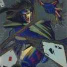 1995 - Fleer - Marvel - Gambit - Limited Edition - Metal Blast - #4 of 18