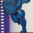 1995 - Marvel - Fleer Ultra - X-Men - Beast - Suspended Animation - Acetate - #1 of 10