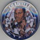 """1992 - Sports Impressions - Shaquille O'Neal - NBA Basketball - Orlando Magic - 4"""" Mini Plate"""