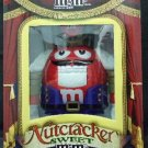 M&M's Brand - Red- Nutcracker Sweet - Official Limited Edition Holiday Collectible - Candy Dispenser
