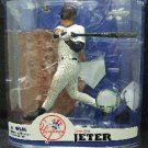 2008 - Derek Jeter - Sports Action Figure - McFarlane's - Yankees - Baseball