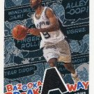 2005 - Tony Parker - Topps - Bazooka - NBA Basketball - Break Away - Card # BA-TOP
