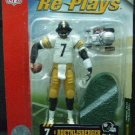 2006 - Gracelyn - Re Plays - Ben Roethlisberger - Series II - Steelers - NFL Action Figure