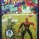 1997 - Spider-Man - Toy Action Figures - Toy Biz - Marvel - Electro-Spark Spidey