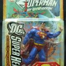 2006 - Super Man - Toy Action Figures - Mattel - DC Super Heroes