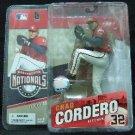 2006 - Chad Cordero - Sports Action Figure - McFarlane's - Nationals - Baseball