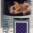 2000-01 - John Stockton - Upper Deck - Legendary - Game Jersey Card  #JS