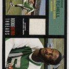 2001 - Freddie Mitchell - Fleer - Tradition - RookieRetro Threads - Jersey Card