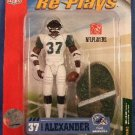 2007 - Gracelyn - Re Plays - Shaun Alexander - Series IV - Seahawks - NFL Action Figure