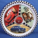"2005 - Disney - Pixar Films - Cars - The Movie - 8 1/2"" Plastic Plate"