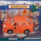 1997 - The Chevron Cars - Holly Hatchback - Plastic Motor Vehicles