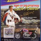 1998 - Johnny Lightning - Evel Knievel - King of the Stuntmen - Die-cast Metal - Set of 4