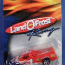 2003 - Hot Wheels - Land O' Frost - Exclusive - Racing - Diecast Metal Truck
