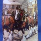 1986 - Ceramarte Brazil - Anheuser-Busch Inc. - Budweiser -  Collectors Series - Beer Stein