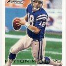 2000 - Peyton Manning - Fleer - Skybox - Focus - Card #183