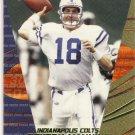 2000 - Peyton Manning - Collectors Edge - Supreme - Football - Card # 59