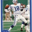 2000 - Peyton Manning - Topps - Card #100