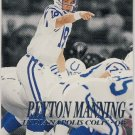 2000 - Peyton Manning - Fleer - Skybox - Dominion - Card #138