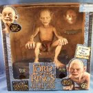 2003 - Toy Biz - The Lord of the Rings - The Return Of The King - Electronic Talking Gollum
