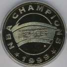 The Highland Mint - 1999 - NBA Champions - San Antonio Spurs -  Triple Matched Set