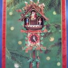 2000 - Hallmark - Keepsake Ornament - Time For Joy - Cuckoo Clock