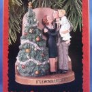 1946-1996 - Hallmark - Keepsake Ornament - It's A Wonderful Life -  50th Anniversary Edition