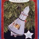1997 - Hallmark - Keepsake Ornament - Magic Collectors Series - Friendship 7 - 2nd In Series