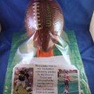 Domanick Davis/Jabar Gaffney - Houston Texans - Dual Autographed - Practice Used - Football