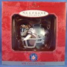 1998 - Hallmark - Keepsake Ornament - NFL Collection - Dallas Cowboys - Football Ornament