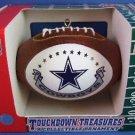 Touchdown Treasures - NFL - Dallas Cowboys - A Collectible Ornament - White