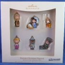 2006 - Hallmark - Keepsake Ornament - Peanuts - Miniature Collection - Peanuts Christmas Pageant