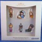 2006 - Hallmark - Keepsake Ornament - Peanuts - Miniature Collection - Peanuts Christmas Pageant