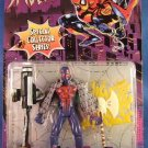 1996 - Toy Biz - Marvel Comics - The Amazing Spider-Man - Spider-Man 2099 - Spider Assault Weaponry