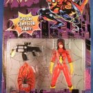1996 - Toy Biz - Marvel Comics - The Amazing Spider-Man - Spider-Woman - Black Widow Assault Gear