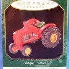 1997 - Hallmark - Keepsake Ornament - Antique Tractors - Miniature - Christmas Ornament