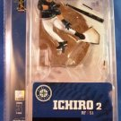 "2005 - Ichiro Suzuki - Sports Action Figure - McFarlane's - 3"" Mini Series - Baseball - Mariners"