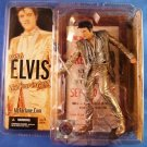 2005 - McFarlane - Elvis Presley - 1956 Elvis The Year In Gold - Action Figure