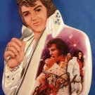 2005 - Bradford Exchange - The King Of Rock 'n' Roll - Elvis, Live and on Stage - First in Series