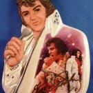 2005 - The Bradford Exchange - Elvis Presley - The King Of Rock 'n' Roll - Elvis, Live and on Stage