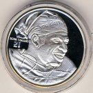 The Highland Mint - Deion Sanders #21 - Dallas Cowboys - Medallions Collection - Silver Coin