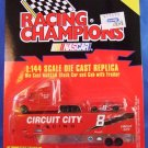 1997 - Hut Stricklin - NASCAR - Racing Champions - Preview Edition - Diecast Metal Car
