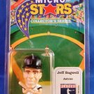 "1992 - Micro Stars - Collectors Series - Houston Astros - 2"" Jeff Bagwell"