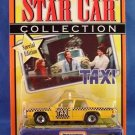 1997 - Matchbox - Star Car Collection - Taxi - Sunshine Cab #804 - Limited Edition - Diecast Car