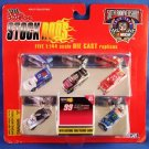 1996 - Nascar - Racing Champions - Stock Rods - 50th Anniversary - Diecast Metal Car Set
