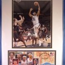 2005 - USPS - NBA -  Basketball - San Antonio Spurs -Tim Duncan - All-Star Game - Lithograph