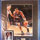 2005 - USPS - Steiner Sports - NBA -  Basketball - San Antonio Spurs - Tim Duncan - Lithograph